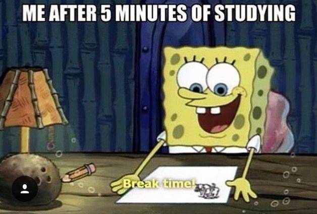 5 Minutes Break Time