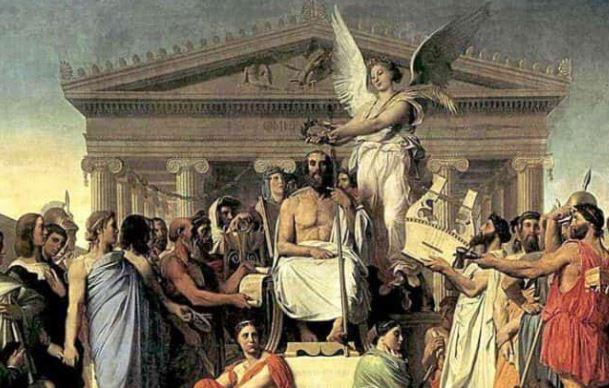 Greek Roman Mythology